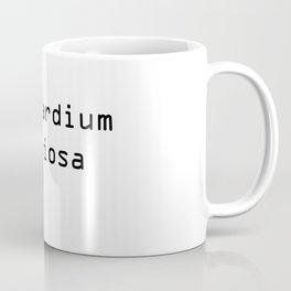 Wingardium Leviosa enchantment Coffee Mug