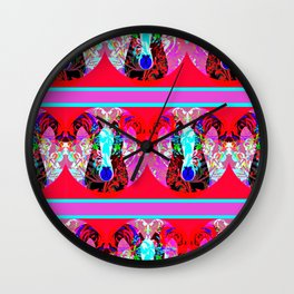 Aries Ram Wall Clock