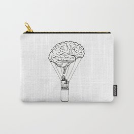Light up my brain Carry-All Pouch