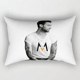 Adam Levine Maron 5 Rectangular Pillow
