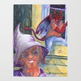 wizard and devil boyfriends Poster