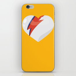 David's Heart iPhone Skin