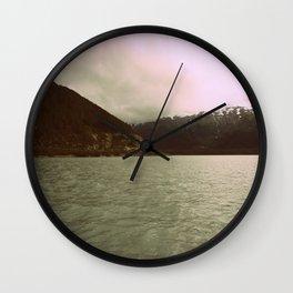 Cloudy Mountain | Photography Wall Clock