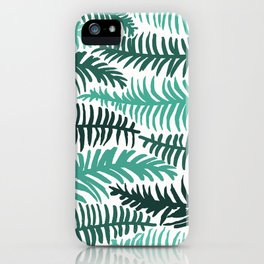 Groovy Palm iPhone Case