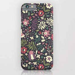 Little Birds iPhone Case