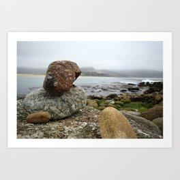 Carmel-By-The-Sea Art Print