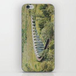 glenfinnan viaduct, i iPhone Skin