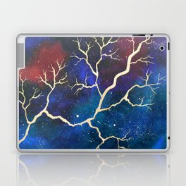 Cosmic Lightning Laptop & iPad Skin