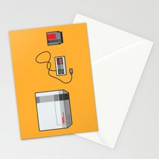 #38 Nintendo Entertainment System Stationery Cards