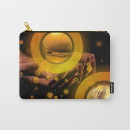 Hand Energy by GEN Z Carry-All Pouch