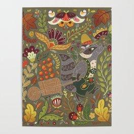 Happy Harvest! Poster