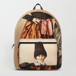 European peasant Backpack