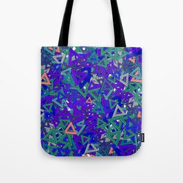 love for triangle Tote Bag