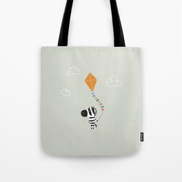 The Happy Childhood Tote Bag
