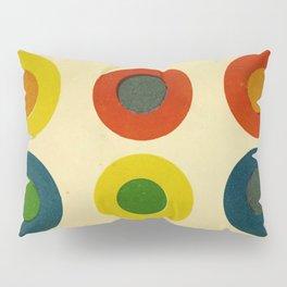 Contrast Circles Pillow Sham