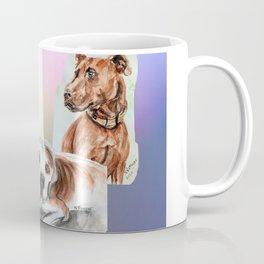 Three dogs Coffee Mug