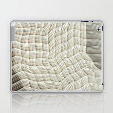Wicker waves Laptop & iPad Skin