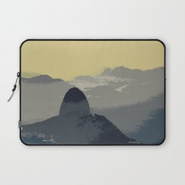 Sugarloaf Mountain Morning Laptop Sleeve