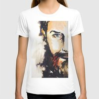 neil gaiman T-shirts featuring Simon Neil  by madbiffymorghulis