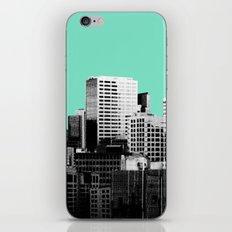 City Skyline iPhone & iPod Skin