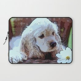 my young friend Laptop Sleeve