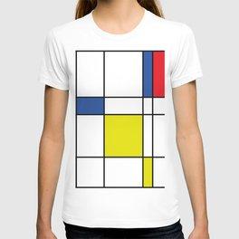 Mondrian 1 T-shirt