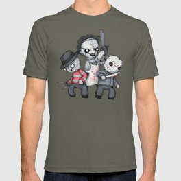 Horror Trifecta Plushie  T-shirt