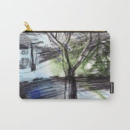 Night tree Carry-All Pouch