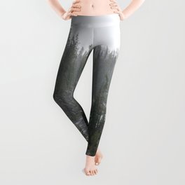 Yellowstone Forest - Nature Photography Leggings