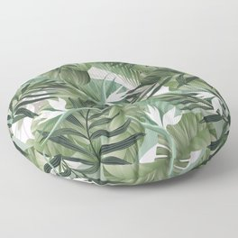 The Tropics Floor Pillow