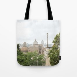 Roman Domes Tote Bag