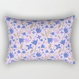 Cute Florals Rectangular Pillow