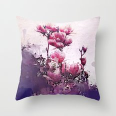 A lover's touch Throw Pillow