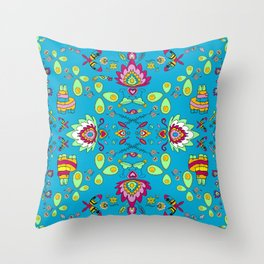 Pinata Love Throw Pillow