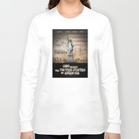 religious Long Sleeve T-shirts featuring Battle For Religious Liberty by politics