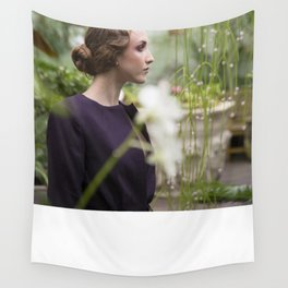 Julia in Great Expectations Wall Tapestry