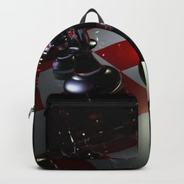 3D Chess Backpack