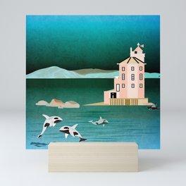 Norway 7 Mini Art Print