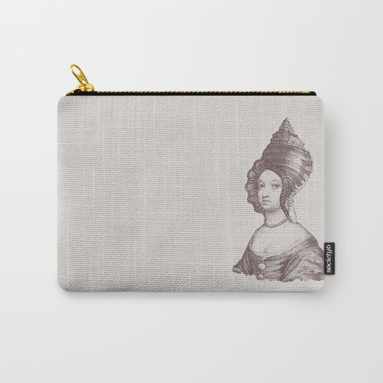 Haute Coiffure  /#6 Carry-All Pouch
