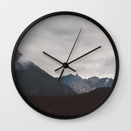 Beyond Shadows Wall Clock