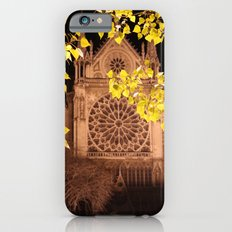 Midnight Blossoms Slim Case iPhone 6s