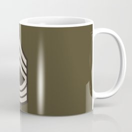 Master Sergeant (Brown) Coffee Mug