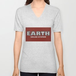 Earth apparel Unisex V-Neck