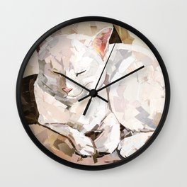 Nash Wall Clock
