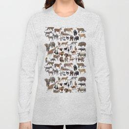 Wild animals × 25 Long Sleeve T-shirt