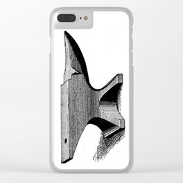 Anvil Clear iPhone Case