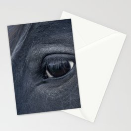 Those lashes Stationery Cards