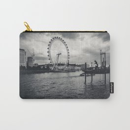 London by the Thames Carry-All Pouch