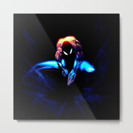 spider man Metal Print