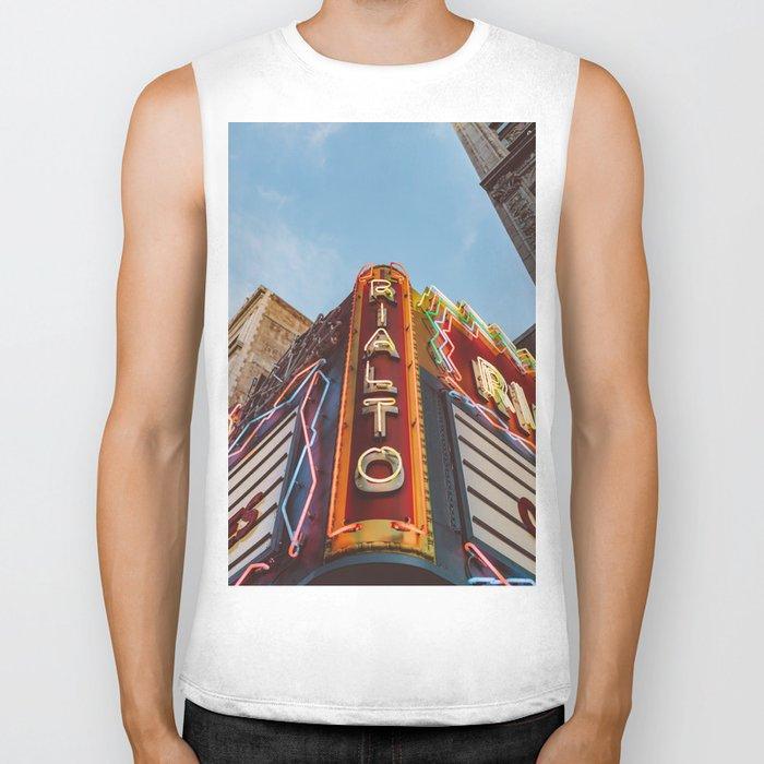 Los Angeles Rialto Theatre Biker Tank